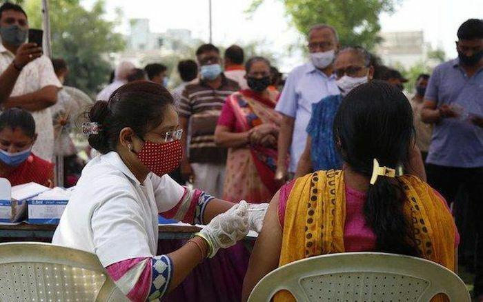 Ấn Độ lại ghi nhận kỷ lục mới về số ca mắc Covid-19 theo ngày - ảnh 1