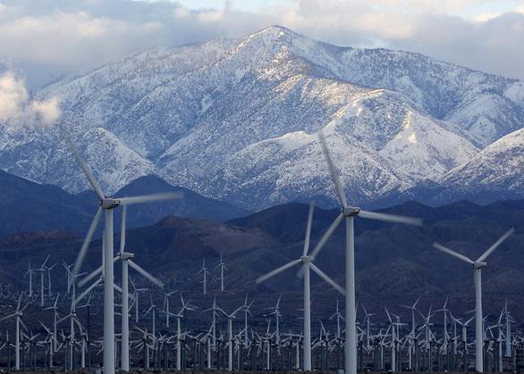 """Mỹ nâng tầm """"biến đổi khí hậu"""""""