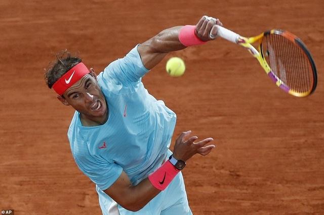 Rafael Nadal có thể thay đổi kế hoạch bảo vệ chức vô địch Roland Garros