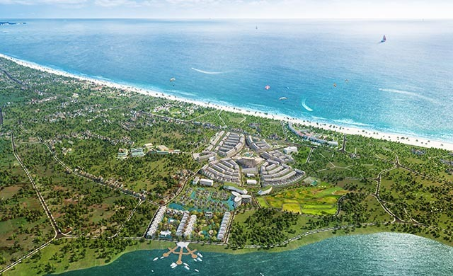 Shoptel biển An Bàng – Điểm đến của dòng tiền thông thái