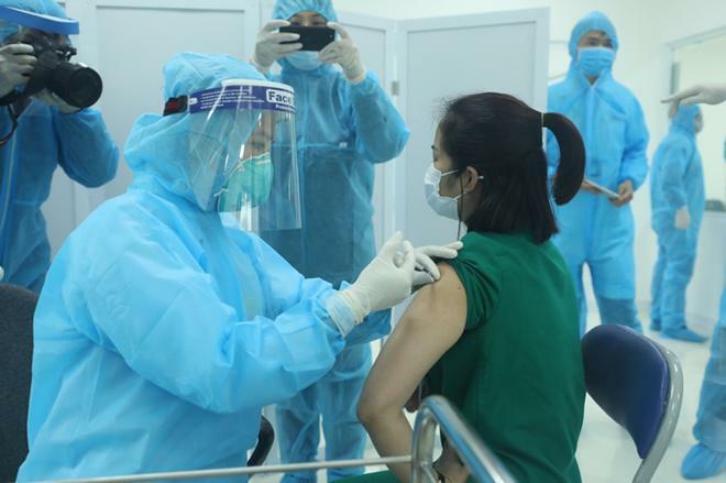 Hà Nội sẽ mở rộng đối tượng tiêm vaccine phòng COVID-19