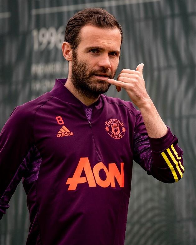 """Được Solskjaer để mắt, 2 """"báu vật"""" của Man Utd cười rạng rỡ"""