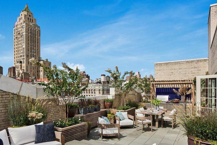 Căn penthouse 33,2 triệu USD của tỷ phú Mỹ - ảnh 1