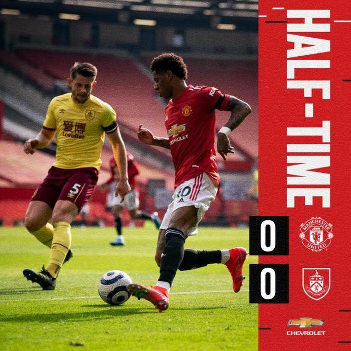 MU 0-0 Burnley: Bắn phá liên tiếp (H2)