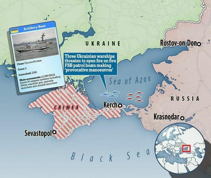 Nói là làm, Nga chính thức đóng cửa một số khu vực trên Biển Đen