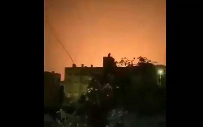 """Syria tuyên bố bắn rụng tên lửa Israel khi bị """"gây hấn"""""""