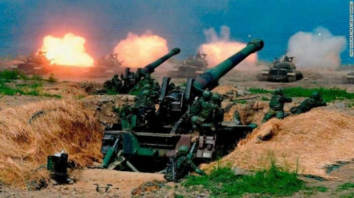 Đài Loan tập trận lớn, quyết chống trả đến cùng nếu Trung Quốc tấn công