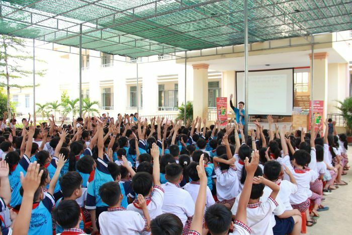 Người trẻ dùng điện ảnh truyền lối sống đẹp cho hơn 20 nghìn thiếu nhi tỉnh biên giới