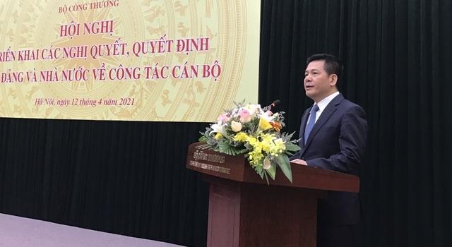Ông Nguyễn Hồng Diên nói gì tại cuộc họp triển khai quyết định bổ nhiệm?