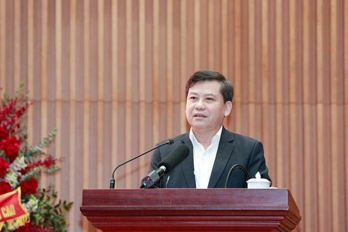 """Viện trưởng VKSND tối cao Lê Minh Trí """"truyền lửa"""" cho giảng viên, học viên, sinh viên hai trường của Ngành"""
