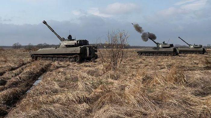 Lực lượng Ukraine trong tình trạng sẵn sàng chiến đấu cao nhất