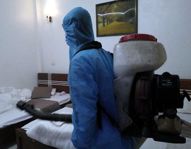 Yên Bái: Nhân viên khách sạn nhiễm COVID-19, lây từ chuyên gia Ấn Độ