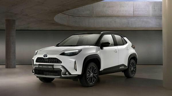 [ẢNH] Toyota Yaris Cross Adventure: Đẹp và đa dụng hơn