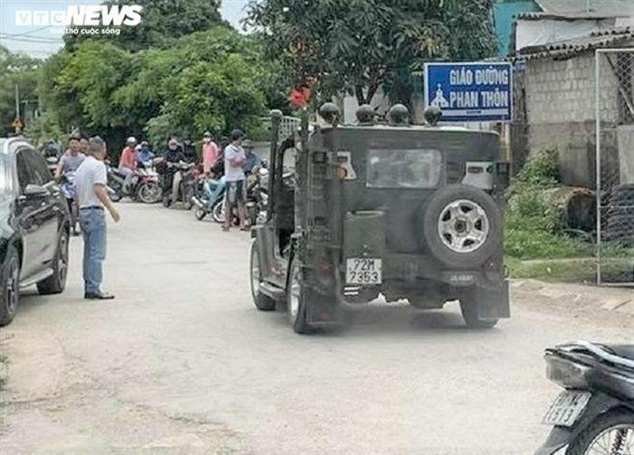 Nghi phạm bắn chết 2 người ở Nghệ An do mâu thuẫn làm ăn