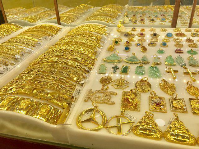 Giá vàng hôm nay 22/4/2021: Giá vàng SJC tiếp tục tăng vọt