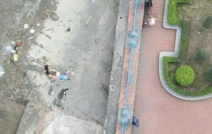 Quảng Ninh: Điều tra nguyên nhân người đàn ông nhảy cầu Bãi Cháy tự tử