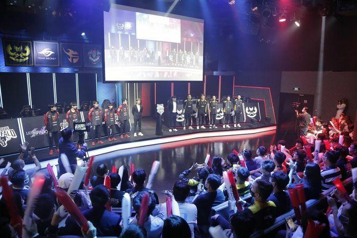 GAM Esports trở thành tân vương sau một mùa giải ồn ào của VCS