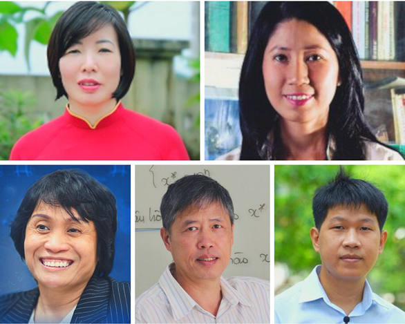 5 nhà khoa học Việt vào top 100 châu Á