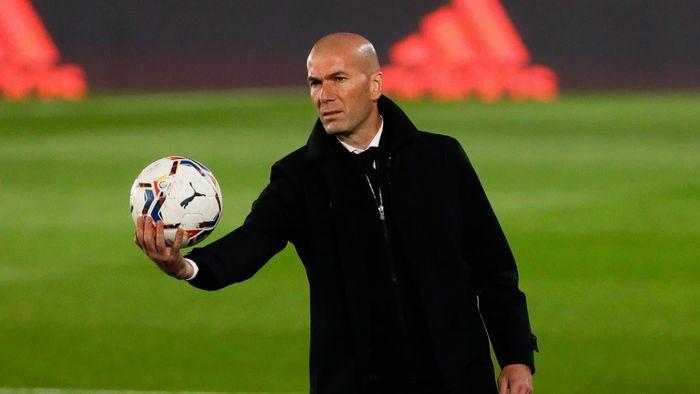 Zidane đang khiến tất cả ngỡ ngàng