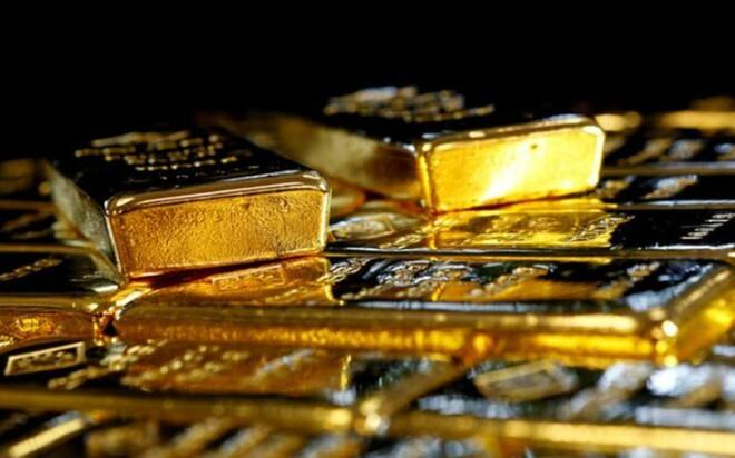 USD giảm giúp giá vàng tăng trở lại