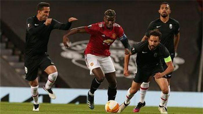 """Pogba: """"Cầu thủ Granada âm mưu khiến tôi nhận thẻ đỏ"""""""