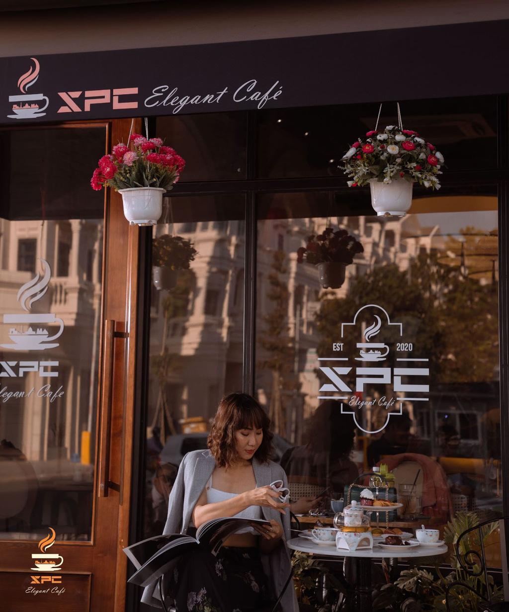 SPC Elegant Café – Paris thu nhỏ giữa lòng Sài Gòn