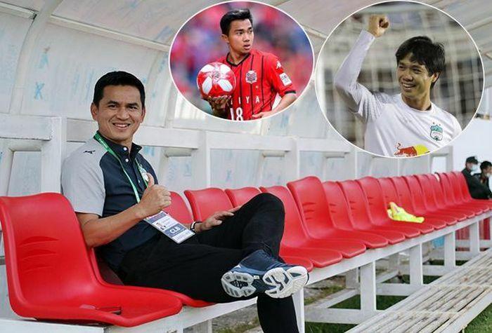 Tin tức bóng đá Việt Nam ngày 3/4: HLV Kiatisak muốn cùng lúc dẫn dắt bộ đôi ''Messi Thái - Việt Nam'' - ảnh 1