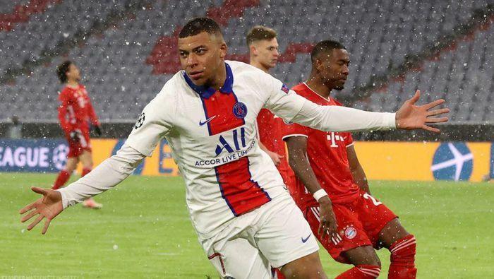 PSG nhấn chìm Bayern tại Allianz Arena