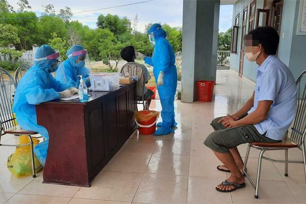 NÓNG: Quảng Trị phát hiện 1 người nghi nhiễm Covid-19