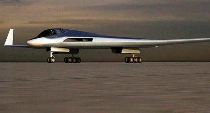 """Chuyên gia tiết lộ về máy bay ném bom mới siêu """"dị"""" của Nga có thể khiến cả thế giới bất ngờ"""