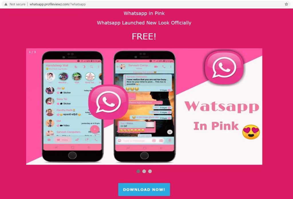 Chiêu lừa đảo mới đánh cắp dữ liệu người dùng WhatsApp