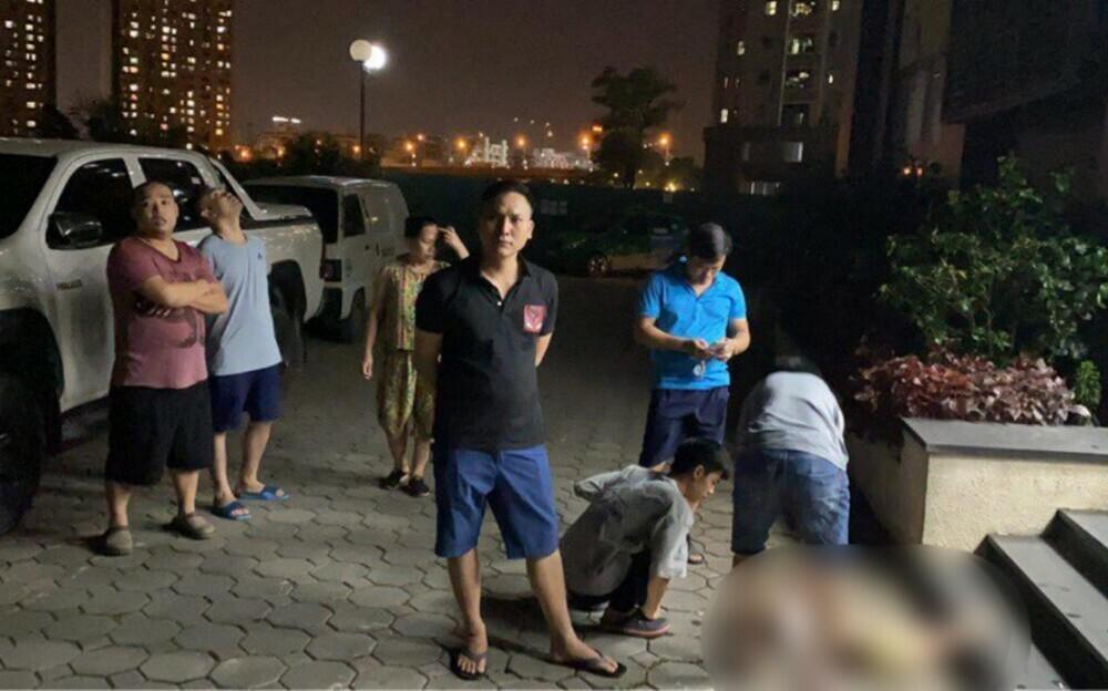 Hà Nội: Bé gái 3 tuổi bất ngờ rơi từ tầng cao chung cư xuống đất tử vong thương tâm