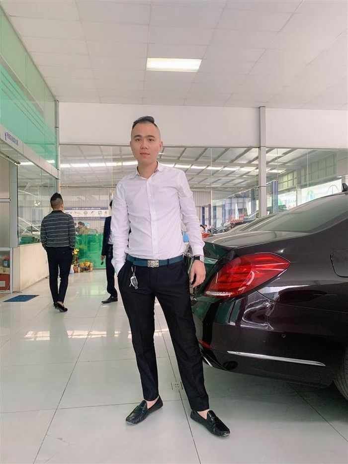 Đỗ Anh Lượng và định hướng phát triển salon Auto 4.0 tại Việt Nam