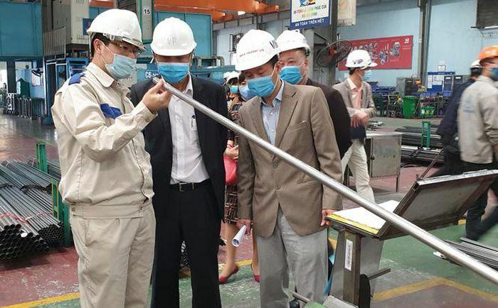 Hà Nội: Yêu cầu tăng cường phòng, chống dịch Covid-19 trong hoạt động sản xuất – kinh doanh