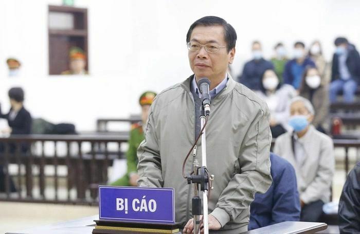 Sáng nay (22/4), cựu Bộ trưởng Vũ Huy Hoàng hầu tòa