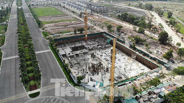 Thanh tra vào cuộc kiểm tra dự án chung cư xây không phép giữa Thủ đô - ảnh 1