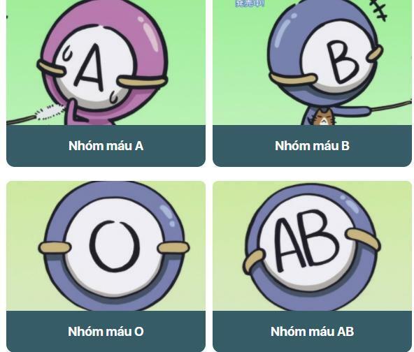 4 nhóm máu A – B – AB – O, ai là người sẵn sàng thay đổi bản thân mình vì tình yêu?