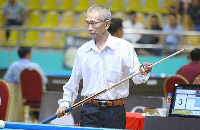Cơ thủ đặc biệt ở giải bi-a khắc nghiệt nhất VN: Có cụ 73 tuổi, Dương Quá xuất chiêu