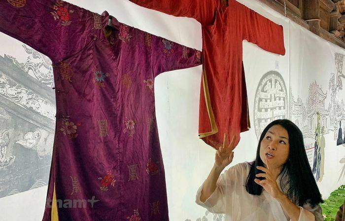 """NTK Minh Hạnh: Muốn chạm tới giá trị của """"di sản"""" áo dài cần đủ lực"""