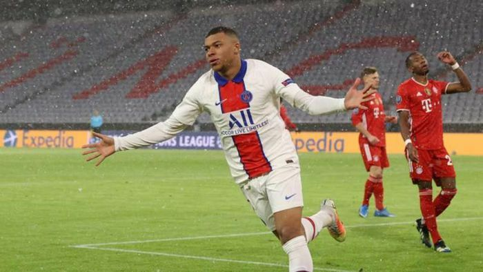 Mbappe: PSG sẽ tấn công Bayern ở lượt về - ảnh 1