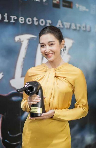 """Nữ diễn viên duy nhất của đài CH3 được nhận giải thưởng tại """"Thai Film Director Award 11"""""""