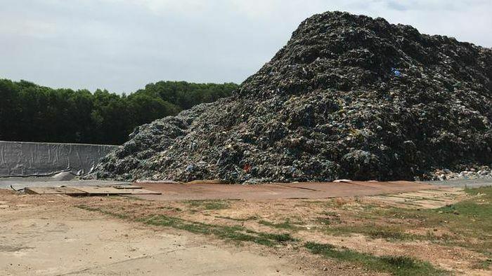 Thừa Thiên – Huế: Bế tắc xử lý rác