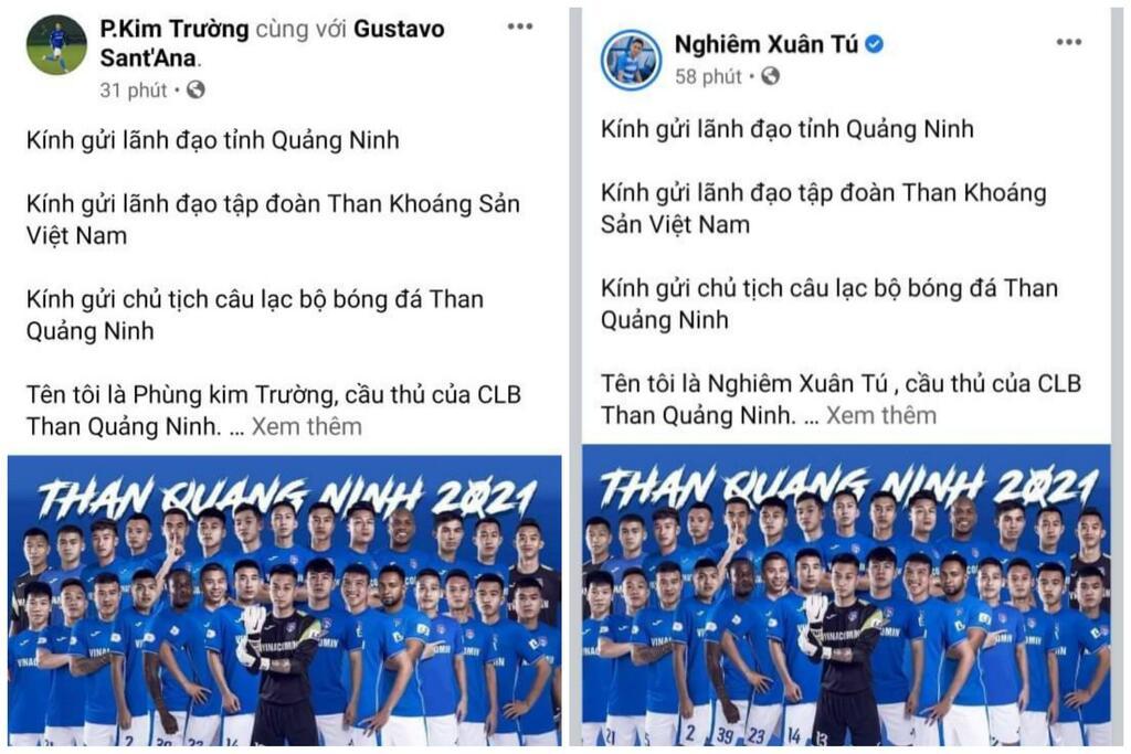 VPF lên tiếng vụ các cầu thủ than Quảng Ninh bị nợ lương suốt 8 tháng