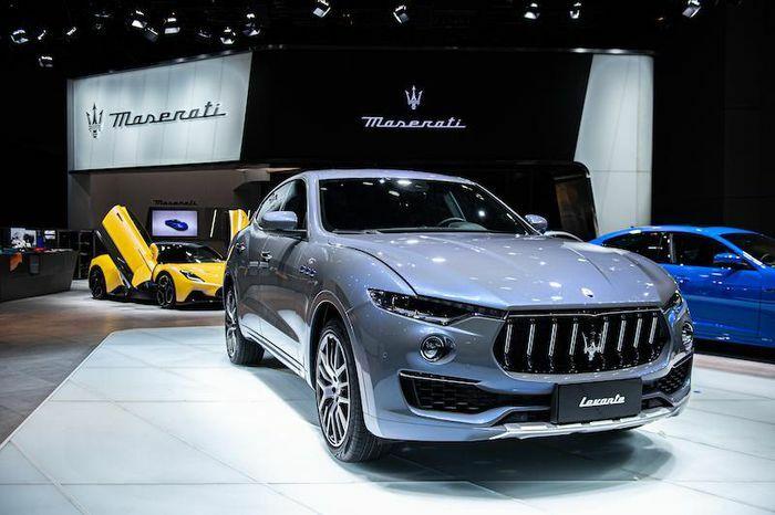 Levante Hybrid – SUV chạy điện đầu tiên của Maserati