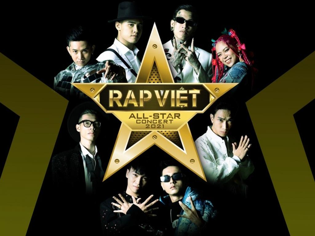 Rap Việt All-Star chính thức trở lại sau thời gian hoãn vì dịch Covid-19, vừa thông báo đã gây bùng nổ mạng xã hội