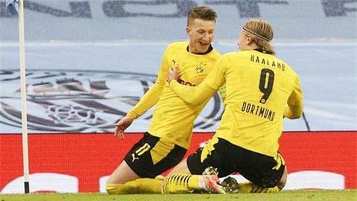 """Dortmund vs Man City: """"Chơi rock nặng đi, Haaland""""!"""