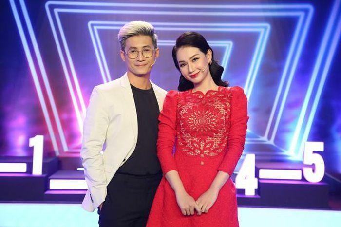 """Diệu Nhi tư vấn """"dancesport"""" cho Quỳnh Chi và Thiên Vương"""