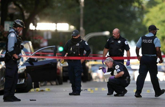 Xả súng kinh hoàng tại thành phố Orange (Mỹ) làm ít nhất 4 người thiệt mạng