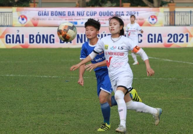 Cúp quốc gia nữ 2021 khai màn hấp dẫn