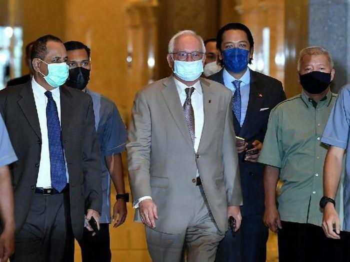 Bắt đầu xử phúc thẩm cựu Thủ tướng Malaysia Najib Razak